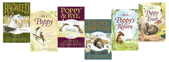 the Poppy books