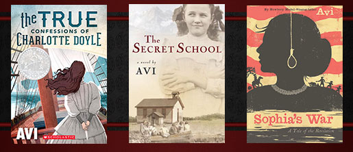 True Confessions of Charlotte Doyle Secret School Sophia's War