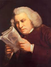 Dr. Samuel Johnson (1709-1784)
