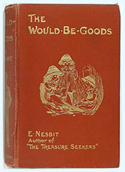 Would-be-goods by E. Nesbit