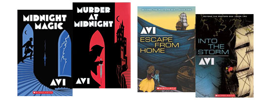 Murder at Midnight, Midnight Magic, Beyond the Western Sea