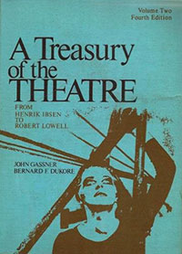 A Treasury of the Theater