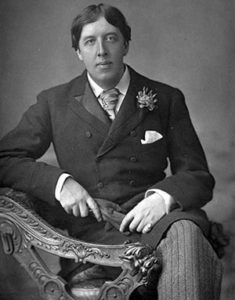 Oscar Wilde by D. and W. Norton