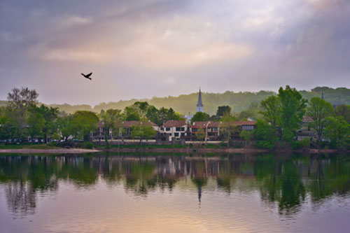 Lambertville, New Jersey, photo by Graham Bush | Dreamstime.com