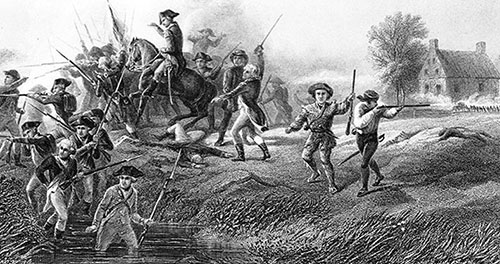 The Battle of Brooklyn Heights, August 27, 1776