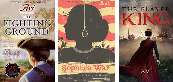 The Fighting Ground, Sophia's War, The Player King